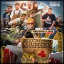 Southern Country 4 (Hosted By Bubba Sparxxx & D Thrash (Jawga Boyz)) mixtape cover art