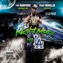 Trav Walls - Nightmare In LA mixtape cover art