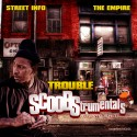 Trouble - SCOOBStrumentals mixtape cover art