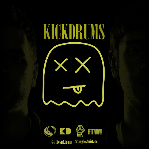 the kickdrums meet your ghost