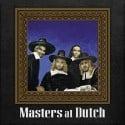 Masters At Dutch - Dutch Masters Vol. 1 mixtape cover art