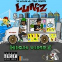 Luniz - High Timez mixtape cover art