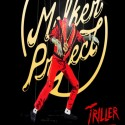 Thriller mixtape cover art