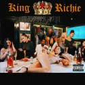 Cap 1 - King Richie mixtape cover art