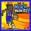 Fresh aka Short Dawg - March Madness 4 mixtape cover art