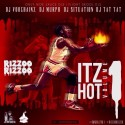 Rizzoo - #ItzHot mixtape cover art
