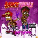 Sauce Twinz - Don't Let The Sauce Fool U mixtape cover art