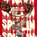 The Sauce Familia - Spillin mixtape cover art