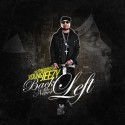 Back Like I Never Left (Young Jeezy) mixtape cover art