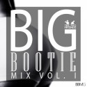 Big Bootie Mix mixtape cover art