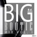 Big Bootie Mix mixtape cover art