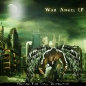 50 Cent - War Angel LP mixtape cover art