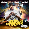 Cassidy - Apply Pressure (Hosted By Carmelo Anthony) mixtape cover art