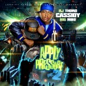 Cassidy - Apply Pressure 2 mixtape cover art