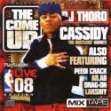 Cassidy - The Come Up (The Hustlers Home) mixtape cover art