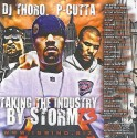 Taking The Industry By Storm, Vol. 13 mixtape cover art