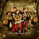 Super Giant Ent. - The Zoo mixtape cover art