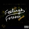 Cedric Harris - Feelings Forever mixtape cover art