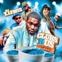 Clubs R Us 3 mixtape cover art
