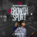 T.E.A.M - Growth Spurt mixtape cover art