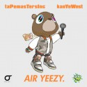 Kanye West - Air Yeezy mixtape cover art