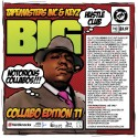 The Notorious B.I.G. - Collabo Edition 11 mixtape cover art