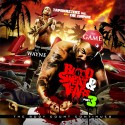 Lil Wayne & The Game - Blood, Sweat & Tears, Part 3 mixtape cover art