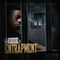 Lil Boosie - Entrapment mixtape cover art