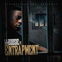Lil Boosie - Entrapment mixtape cover art