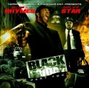 Busta Rhymes & Spliff Star - Black Friday, Part 2 mixtape cover art
