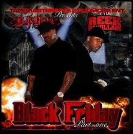 Busta Rhymes Reek Da Villain Black Friday Part 1 Mixtape Hosted By Tapemasters Inc