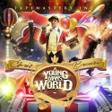 Chris Brown - A Young Mans World mixtape cover art