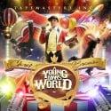 Chris Brown - A Young Mans World mixtape cover art