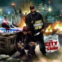 Jadakiss & Camron - The City Ain't The Same mixtape cover art