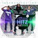 Codeine Hitz, Part 5 mixtape cover art
