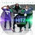 Codeine Hitz, Part 5 mixtape cover art