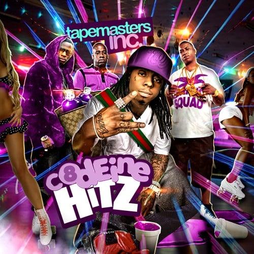 Lil Wayne, Young Jeezy & Gucci Mane - Codeine Hitz 8 Mixtape