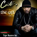 Corte Ellis - The Gift mixtape cover art