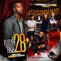 The Future Of R&B 28 (Hosted by Kevin Cossom) mixtape cover art