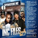The Inc. Files, Pt. 10 mixtape cover art