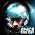 Kid Cudi - Space Odyssey mixtape cover art