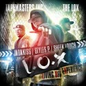 The Lox - Living Off Experience mixtape cover art