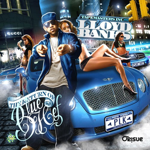 Lloyd Banks - The Return Of Blue Hef Mixtape
