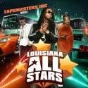 Louisiana All-Stars mixtape cover art