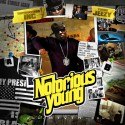 Young Jeezy - Notorious Young mixtape cover art