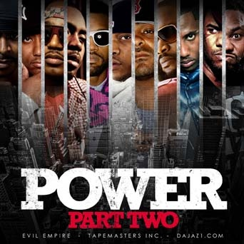 Tapemasters Inc. & Evil Empire - Power Part Two Mixtape