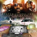 Purple Codeine, Part 14 (Hosted by Rick Ross & Flo-Rida) mixtape cover art
