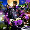 Purple Codeine 19 (Hosted By Plies) mixtape cover art