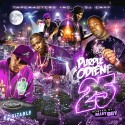 Purple Codeine 25 (Hosted by Alley Boy) mixtape cover art