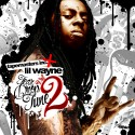Lil Wayne - Tear Drop Tune 2 mixtape cover art